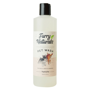 Peach & Fur Dog Wash 16oz