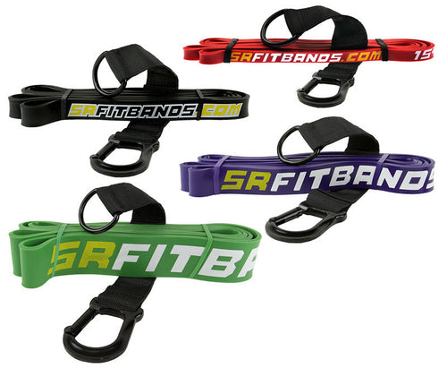 Resistance Band Training Kit - 4 band set
