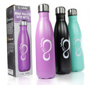 17oz Vacuum Insulated Water Bottle