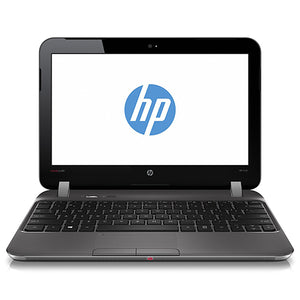 "HP 3115m Mini 11.6"" Windows 10 Netbook Laptop PC AMD 1.3GHz 4GB 320GB Webcam Wifi and Beats Audio"