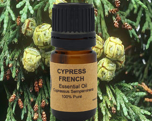 Cypress Essential Oil 5ml, 10 ml or 15 ml