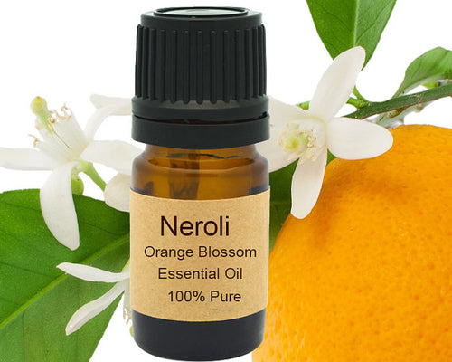 Neroli Orange Blossom Essential Oil  5 ml, 10 ml
