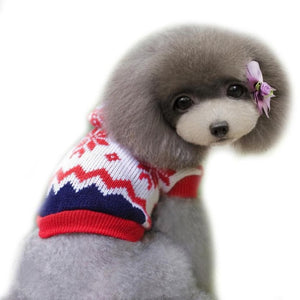 pet clothes for dog winter christmas sweater jacket winter chihuahua puppy dog coat roupas para cachorro