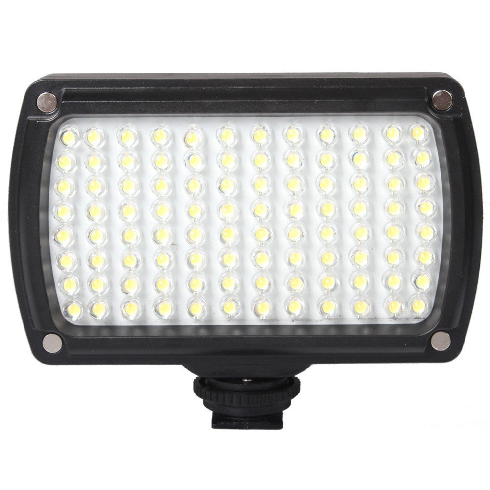 96 LED 9W Photo Camera Video Hotshoe LED Lamp Lighting for Camcorder DSLR Wedding