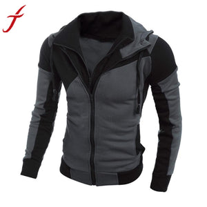 Winter Long Sleeve Hoodie Jacket