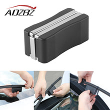 AOZBZ Universal Auto Car Vehicle Windshield Wiper Blade Refurbish Repair Tool Restorer Cleaner Windshield Scratch Repair Kit