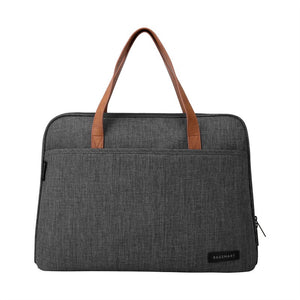 Men 14 Inch Laptop Bag Famous Brand BAGSMART New Fashion Nylon Shoulder Bag Messenger Bags Causal Handbag Laptop Briefcase Male