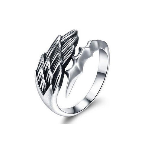 KarmaShine-Ring-Isis Goddess-S925 Sterling Silver