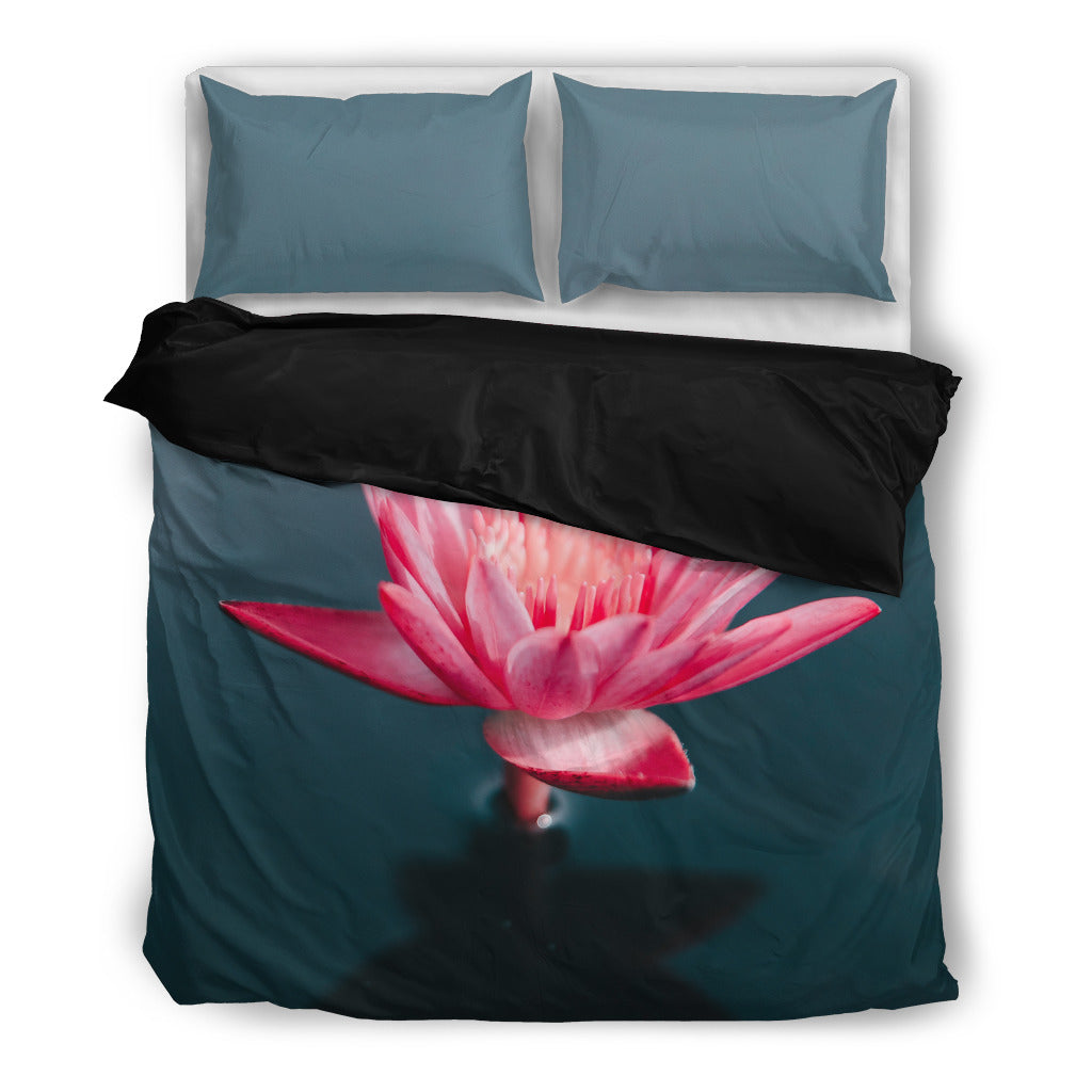 KarmaStuff-Duvet and Pillow Covers-Lotus Flower