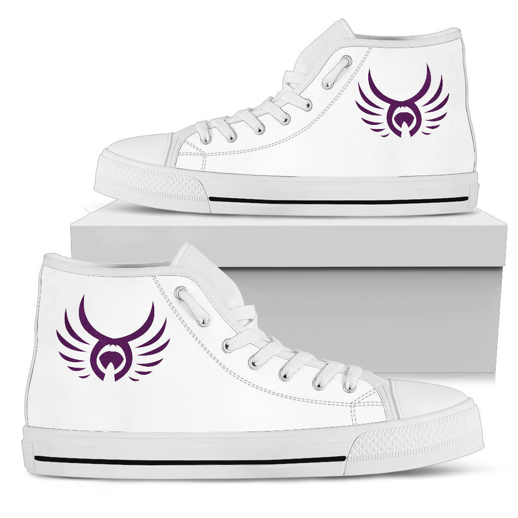 KarmaKickz-Men's High Top Shoes-Isis Goddess-Daywalker Series