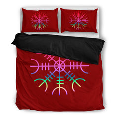 KarmaStuff-Duvet and Pillow Covers-Helm of Awe