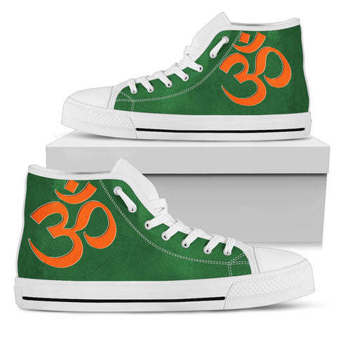 KarmaKickz-Women's High Top Shoes-Om-Daywalker Series