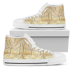 KarmaKickz-Ankh-Daywalker Series -Women's High Top Shoes - KarmaCraze
