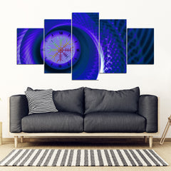 KarmaStuff- Helm of Awe-5 Piece Canvas Wall Art