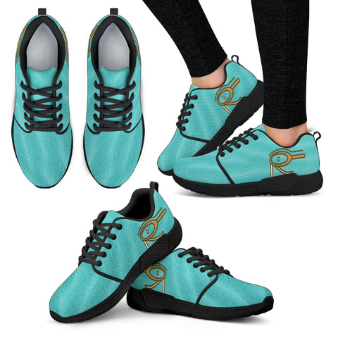 KarmaKickz-Women's Athletic Shoes-Eye of Horus-Nightshade Series