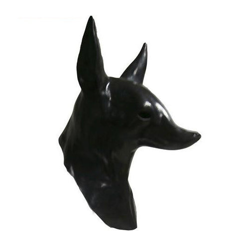 Halloween Mask-Natural Latex-Anubis - KarmaCraze