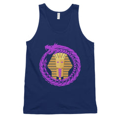 KarmaGear-T-Shirt Tank Top-Ouroboros-Cotton-For Men