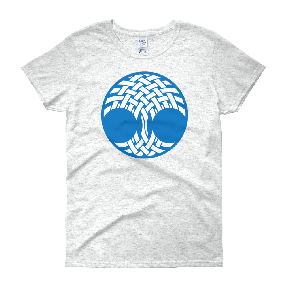 KarmaGear-T-Shirt-Tree of Life-Cotton-O-Neck-Short Sleeve -For Women