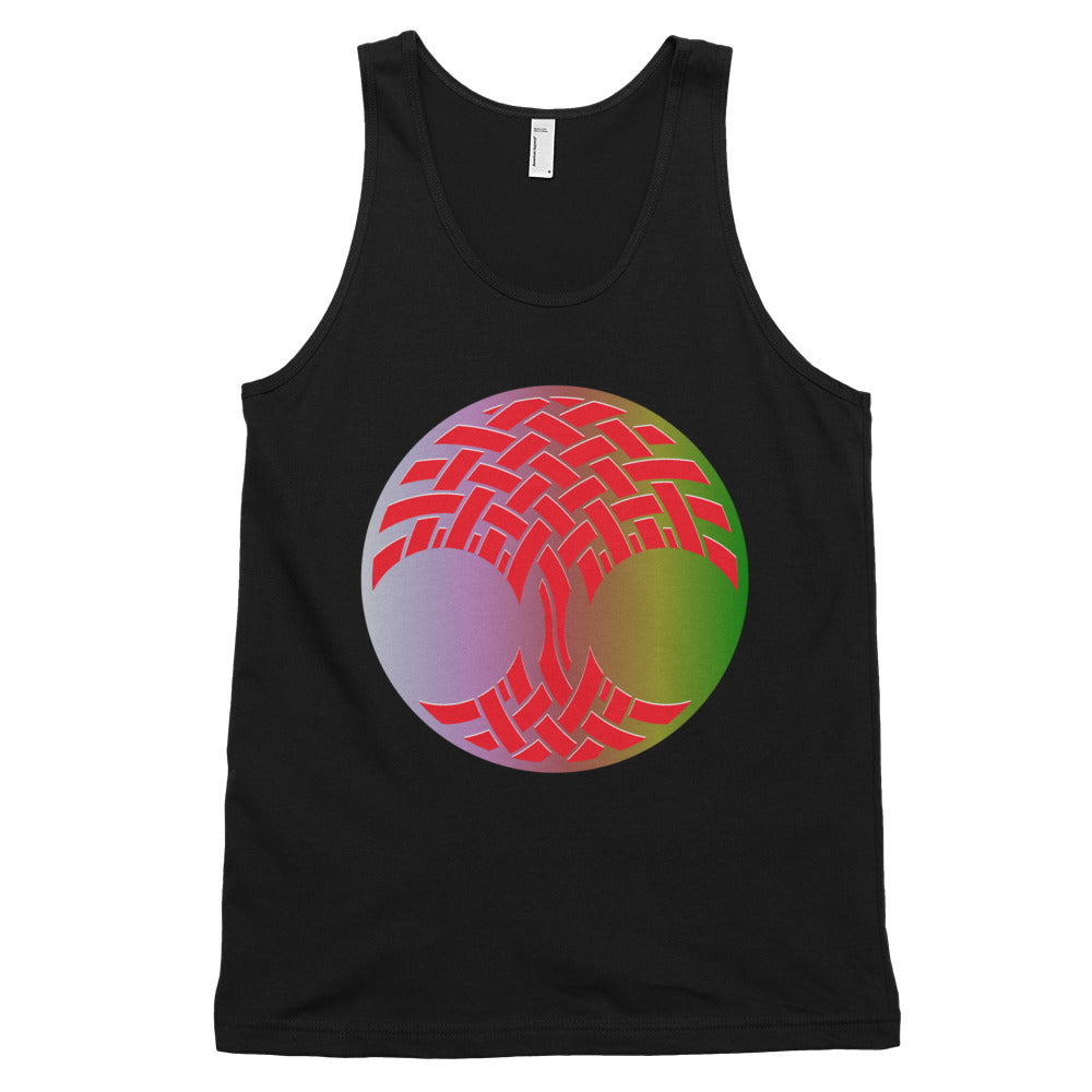 KarmaGear-T-Shirt Tank Top-Tree of Life-Cotton-For Men