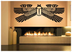 Home Wall Sticker-Scarab-Removable-Home Decor-4 Sizes - KarmaCraze