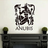 Image of Home Wall Sticker-Anubis-Removable-Home Decor-10 Colors-2 Sizes - KarmaCraze