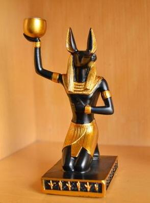 Home Accent Piece-Anubis-7 in. tall - KarmaCraze