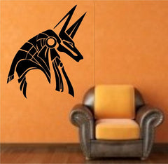 Home Wall Sticker-Anubis-Removable-Home Decor-11 Colors - KarmaCraze