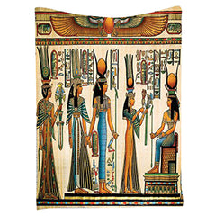 KarmaStuff- Tapestry-Isis Goddess-Picture Wall Hanging