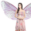Image of Halloween Costume-Isis Goddess-Transparent Wings - KarmaCraze