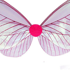 KarmaStuff- Isis Goddess-Halloween Costume-Transparent Wings