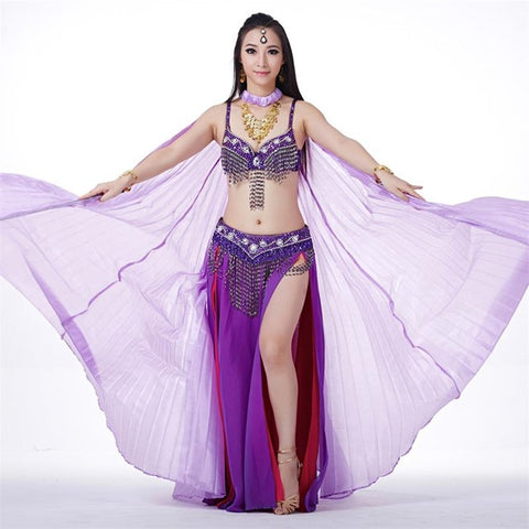 Halloween Costume-Isis Goddess-Wings-9 Colors - KarmaCraze