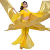 Image of Halloween Costume-Isis Goddess-Gold Dance Costume - KarmaCraze