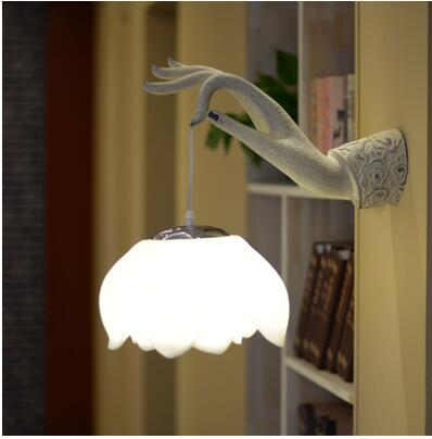 KarmaStuff- Lotus Flower-Home Wall Lamp-6 Styles-LED bulbs included