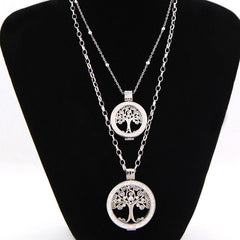 KarmaShine- Necklace-Tree of Life-Set 2 Piece set