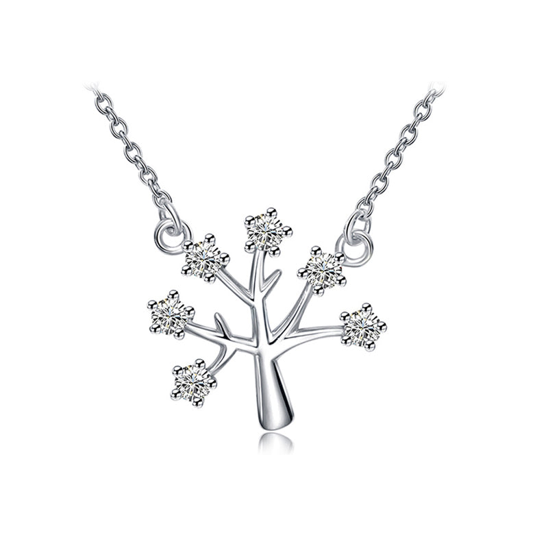 KarmaShine- Necklace-Tree of Life-925 Sterling Silver