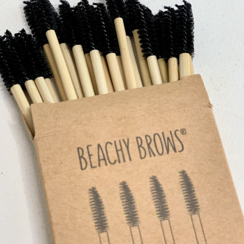 Bamboo Application Brush 25pcs