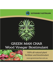 Wood Vinegar (Pure Smoke Water) Bio-Stimulant
