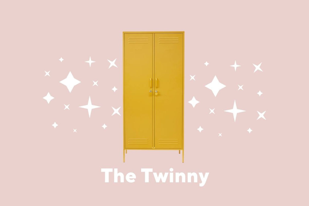 Meet The Twinny - The Wardrobe of our Dreams