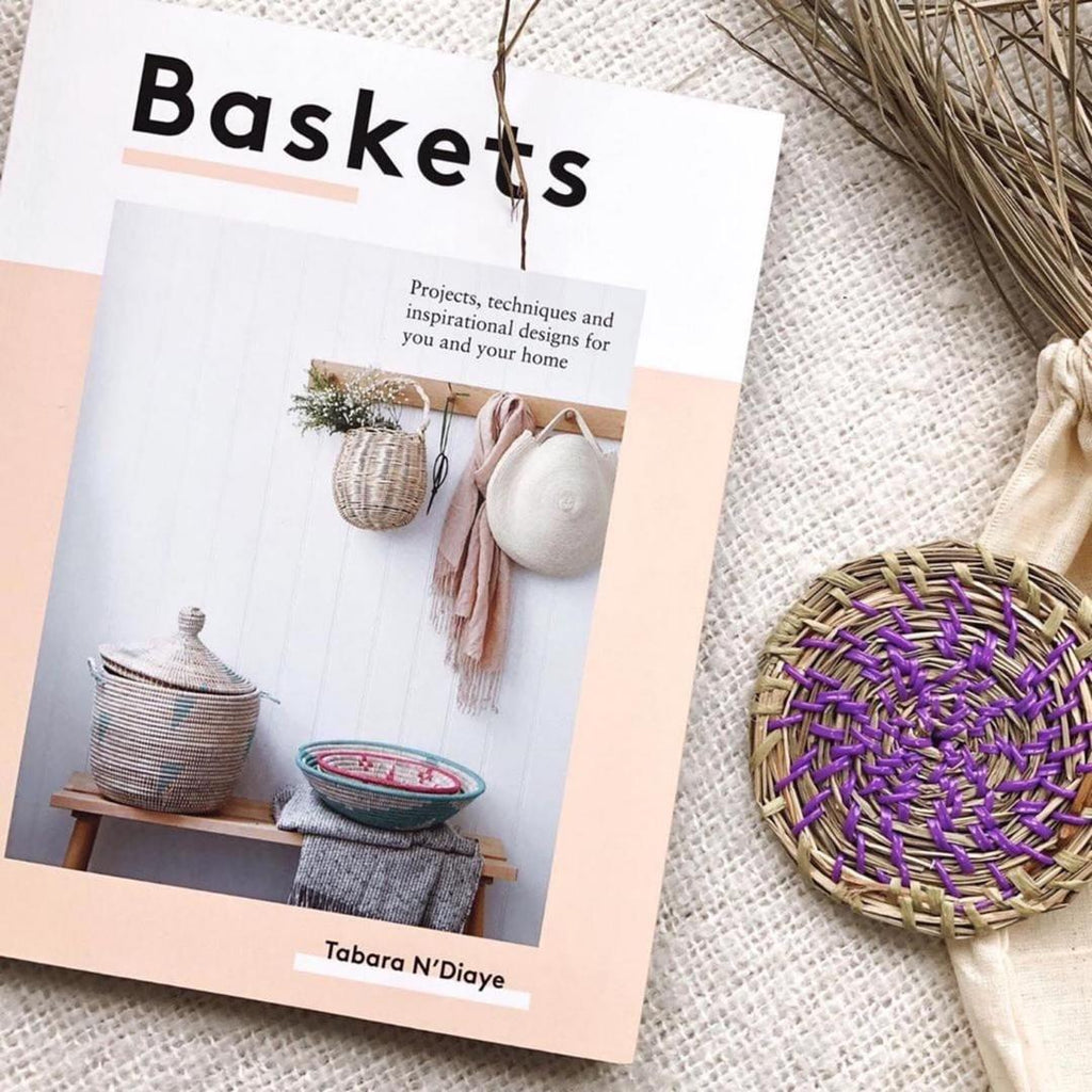 La Basketry basket waving skills book - Brands we love owned by Women of Colour