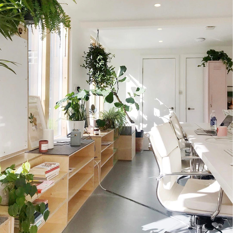 The Work Club - London women's co working space - Brands we love owned by Women of Colour