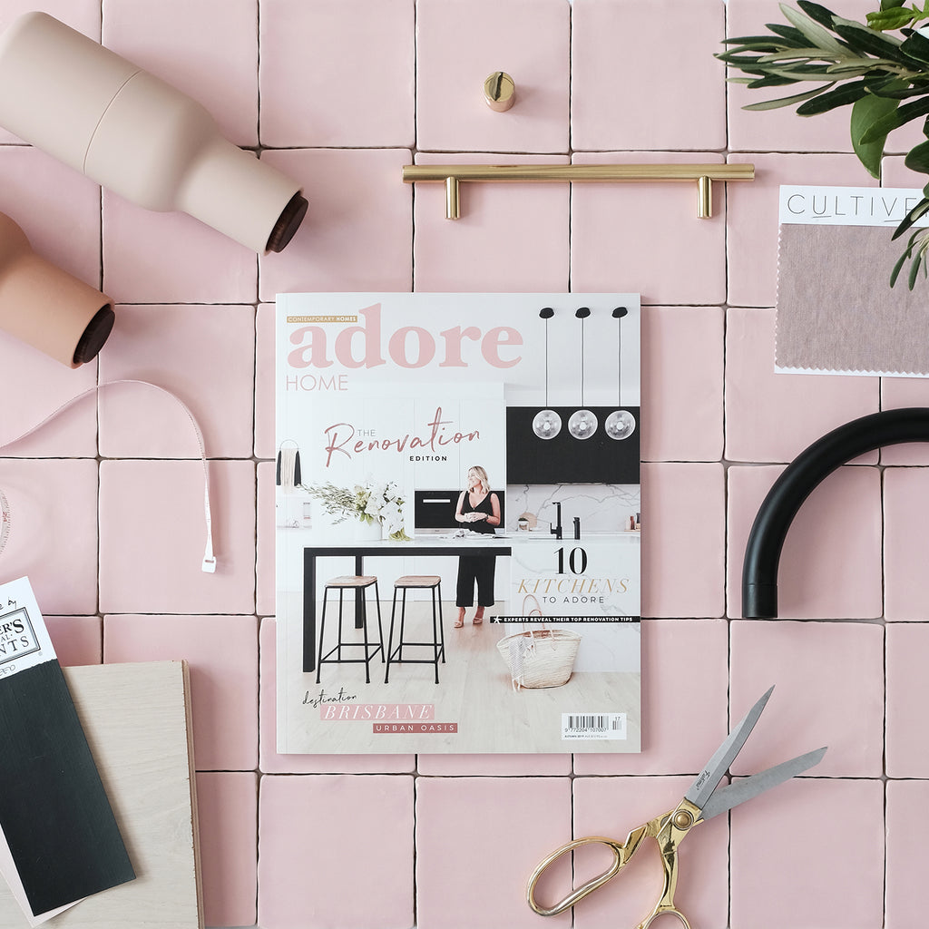Adore magazine - interior styling independent magazine - Brands we love owned by Women of Colour