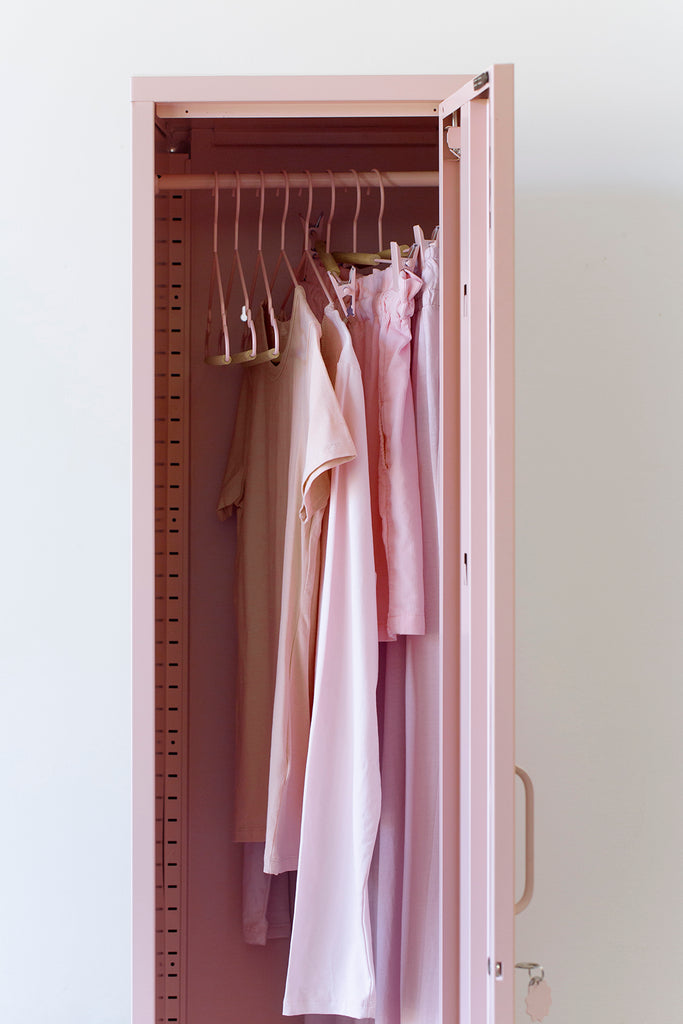 Adult Top Hangers in Blush - Mustard Made Australia