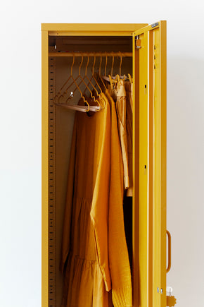 Adult Top Hangers in Mustard - Mustard Made Australia