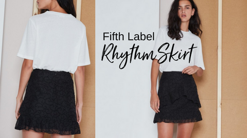 Rhythm Skirt - Fifth Label
