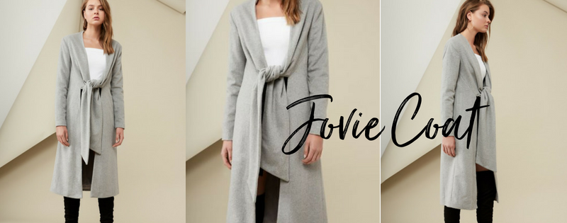 Finders Keepers The Label Jovie Coat