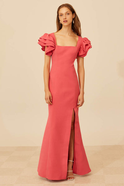 C/meo Collective - Heart Of Me Gown - Lalabazaar