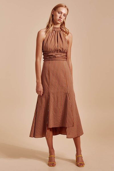 C/meo Collective - Suffuse Midi Dress - Lalabazaar