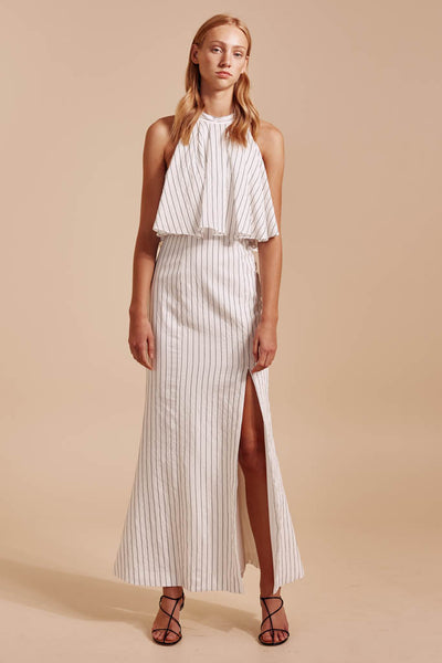 C/meo Collective - Suffuse Gown - Lalabazaar