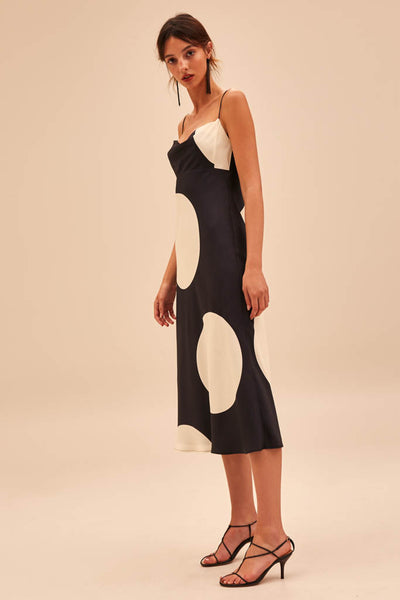 C/meo Collective - Sectional Midi Dress