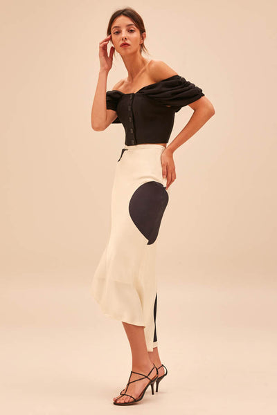 C/meo Collective - Sectional Skirt - Lalabazaar